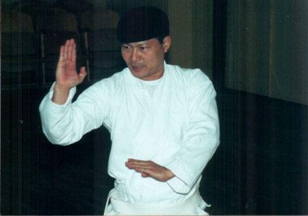 Võ sư Chưởng Môn Ngô Xuân Bính